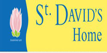 St. David's Home* logo
