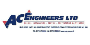 AIR CONDITIONING ENGINEERS LTD logo