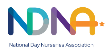 National Day Nurseries Association (NDNA) logo
