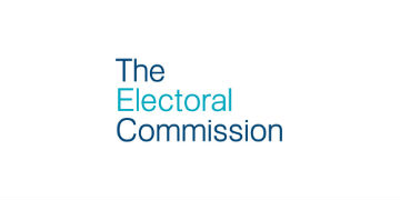 ELECTORAL COMMISSION logo
