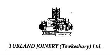 TURLAND JOINERY TEWKESBURY LTD logo