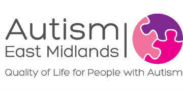 Autism East Midlands logo