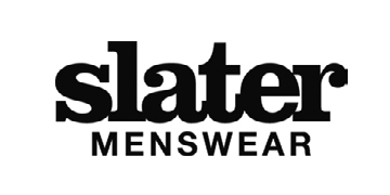 Slaters Menswear* logo