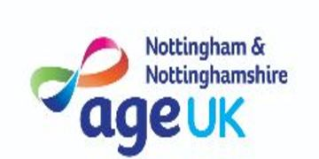 Age Uk Nottingham & Nottingham logo