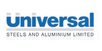 Universal Steels and Aluminium Limited* logo