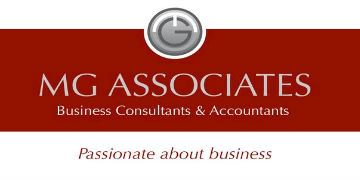 M G Accountants Limi M B logo