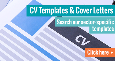 cv templates & cover letters