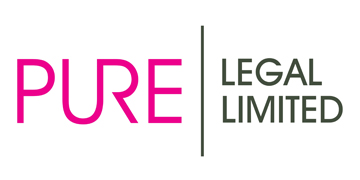 PURE Legal Limited* logo