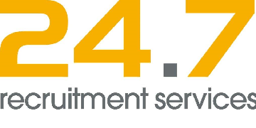 24-7 Recruitment Services* logo