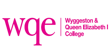 Wyggeston & Queen Elizabeth I College logo