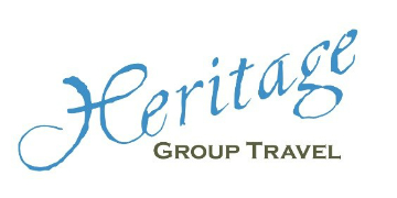 HERITAGE GROUP TRAVEL logo