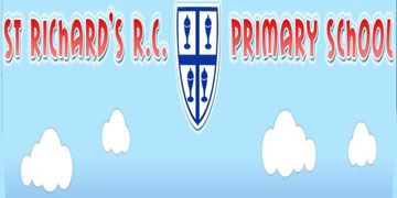 St Richards R.C. Primary School* logo