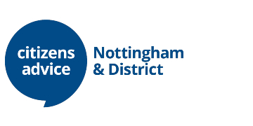 CITIZENS ADVICE BUREAU NOTTINGHAM logo