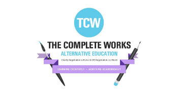 The Complete Works logo