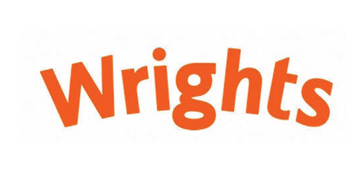 Wrights Food Group* logo