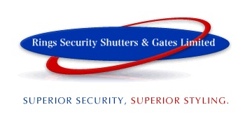 Rings Security Shutters & Gates Ltd logo