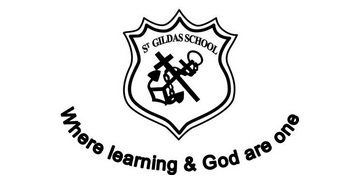 St Gildas Catholic Primary School logo