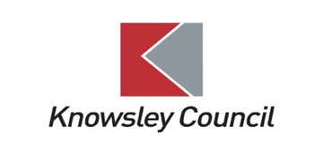 KNOWSLEY MET BOBOUGH COUNCIL logo