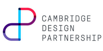 Cambridge Design Partnership logo