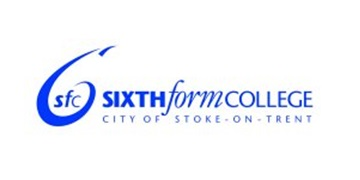 City Of Stoke On Trent 6th Form College logo