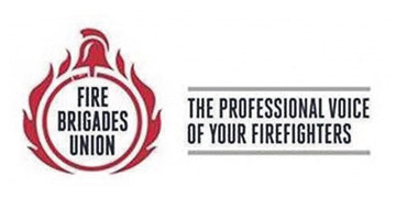 Fire Brigades Union* logo