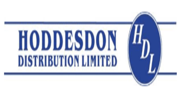 HODDESDON DISTRUBITION logo
