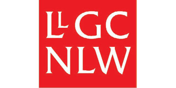 National Library of Wales* logo