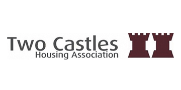 Two Castles Housing Association* logo