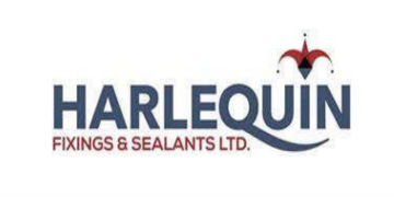 HARLEQUIN FIXINGS & SEALANTS LTD logo