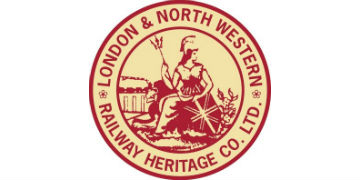 LONDON AND NORTH WESTERN RAILWAY HERITAGE CO. LTD logo