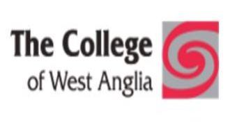 College Of West Anglia logo