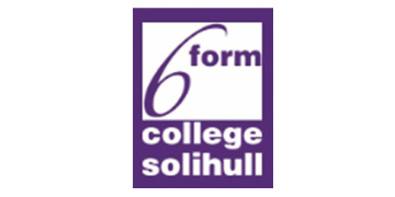 The Sixth Form College - Solihull* logo