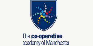 The Cooperative Academy of Manchester logo