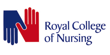 Royal College of Nursing* logo