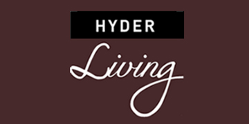 Hyder Living Ltd* logo