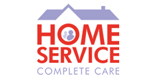 HOME SERVICE COMPLETE CARE logo