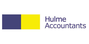 Hulme Accountants* logo