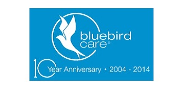 Bluebird Care Waltham Forest logo