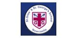 St Giles & St Georges logo