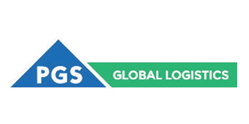 PGS Global Logistics* logo