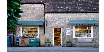 Mells Village Shop and Café logo
