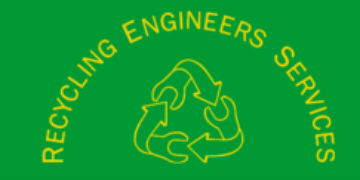 RECYCLING ENGINEERS SERVICES L logo