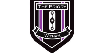 The Priory Witham Academy logo