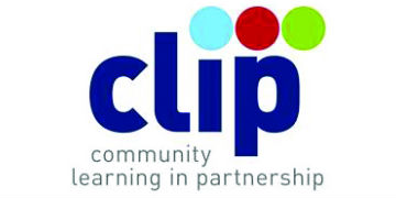 Community Learning in Partnership (CLIP) logo