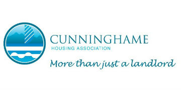 CUNNINGHAME HOUSING ASSOC. logo