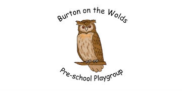 Burton on the Wolds Pre School logo
