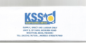 Kempston Scaffolding Services Ltd logo