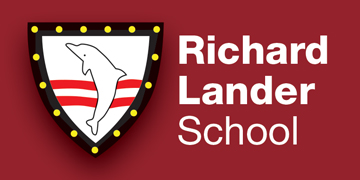 Richard Lander School logo