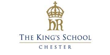 THE KING'S SCHOOL CHESTER* logo