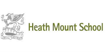 Heath Mount School logo